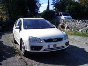 Ford Focus Mark 2
